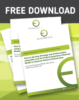 Get your FREE copy of the Patient Experience Improvement White Paper